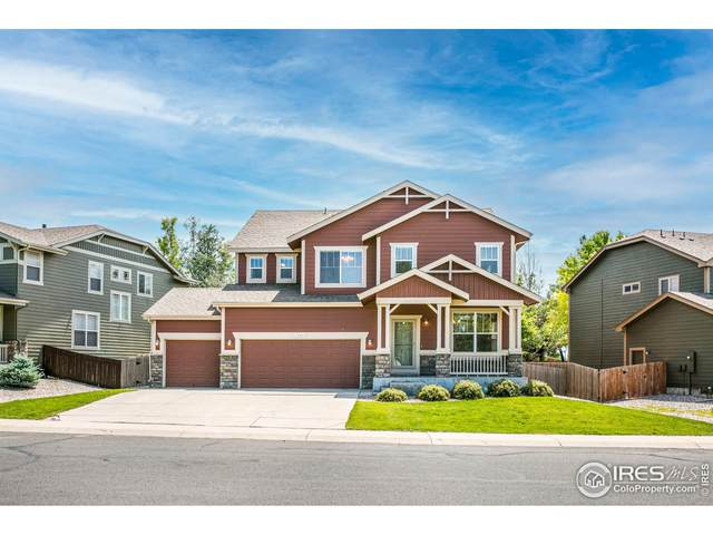 2264 Black Duck Ave, Johnstown, CO 80534 (MLS #945257) :: Tracy's Team