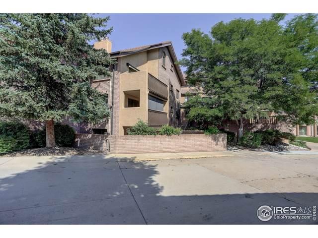 4475 Laguna Pl #117, Boulder, CO 80303 (MLS #945258) :: Bliss Realty Group