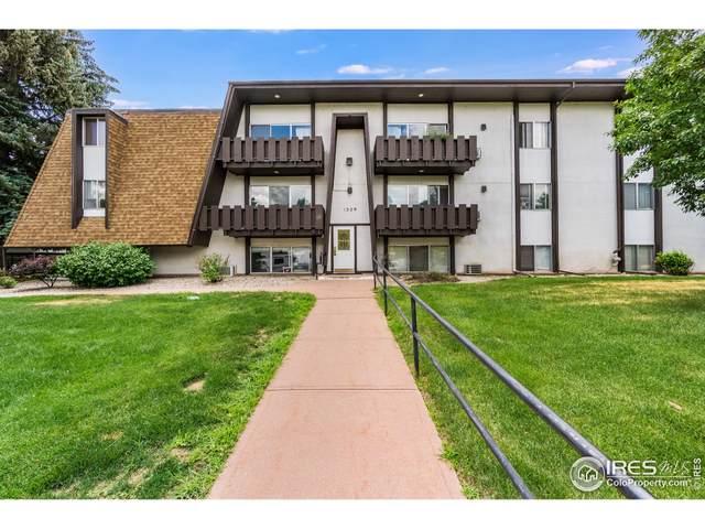 1309 Kirkwood Dr #504, Fort Collins, CO 80525 (MLS #945290) :: J2 Real Estate Group at Remax Alliance