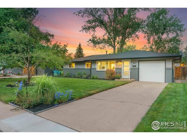 406 Franklin St, Fort Collins, CO 80521 (MLS #945293) :: Jenn Porter Group