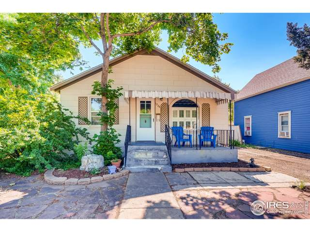 1228 Garfield Ave, Loveland, CO 80537 (MLS #945317) :: J2 Real Estate Group at Remax Alliance