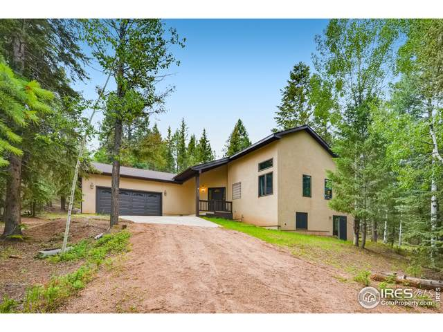 2837 Sunnywood Ave, Woodland Park, CO 80863 (MLS #945336) :: J2 Real Estate Group at Remax Alliance