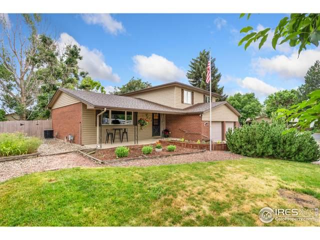 4300 Harrison Ave, Loveland, CO 80538 (MLS #945349) :: Jenn Porter Group