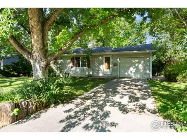 1025 Hillcrest Dr, Fort Collins, CO 80521 (MLS #945357) :: J2 Real Estate Group at Remax Alliance