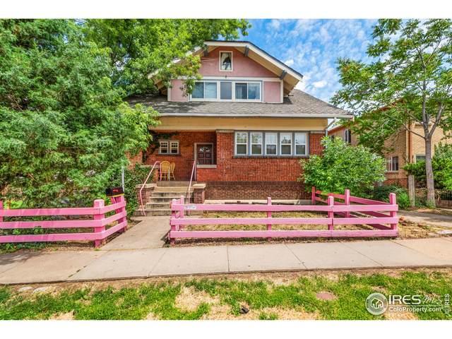 1060 14th St, Boulder, CO 80302 (MLS #945364) :: Find Colorado