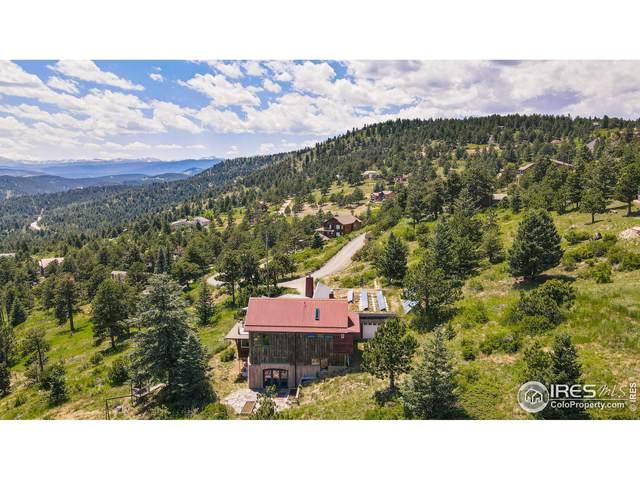 340 S Peak Rd, Boulder, CO 80302 (MLS #945369) :: Tracy's Team