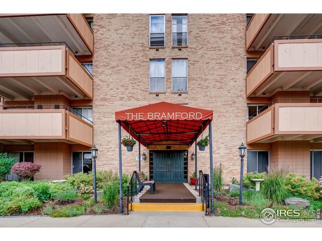 500 Mohawk Dr #403, Boulder, CO 80303 (MLS #945374) :: Jenn Porter Group