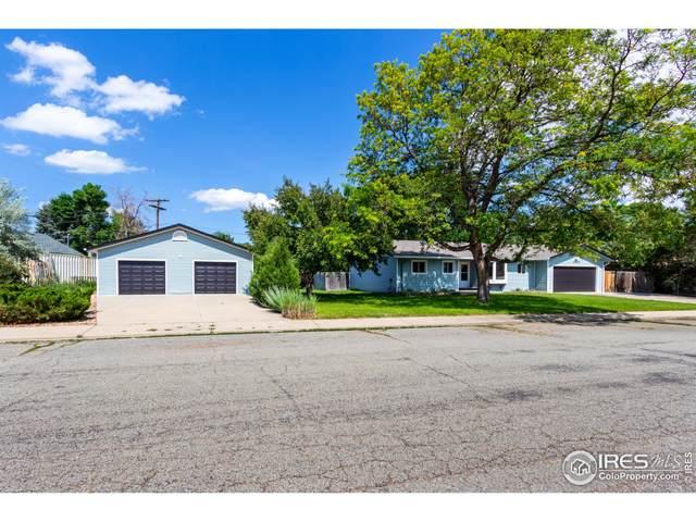 12828 Columbine Dr, Longmont, CO 80504 (MLS #945382) :: J2 Real Estate Group at Remax Alliance