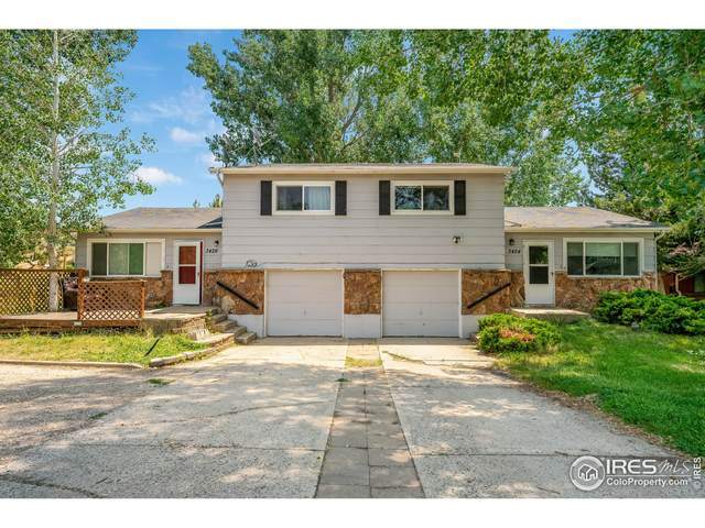3424 Mcconnell Dr, Laporte, CO 80535 (MLS #945385) :: J2 Real Estate Group at Remax Alliance