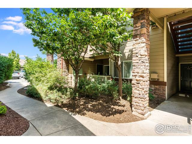 4545 Wheaton Dr B160, Fort Collins, CO 80525 (MLS #945405) :: Downtown Real Estate Partners