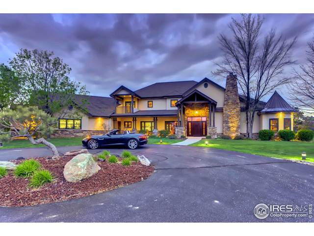 5750 Peep O Day Ln, Loveland, CO 80538 (MLS #945418) :: J2 Real Estate Group at Remax Alliance