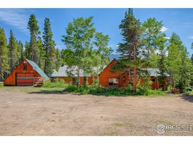 200 Mills Moraine Dr, Estes Park, CO 80517 (MLS #945428) :: RE/MAX Alliance