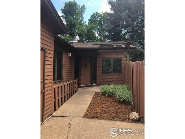 1700 W Mountain Ave #10, Fort Collins, CO 80521 (MLS #945434) :: Find Colorado