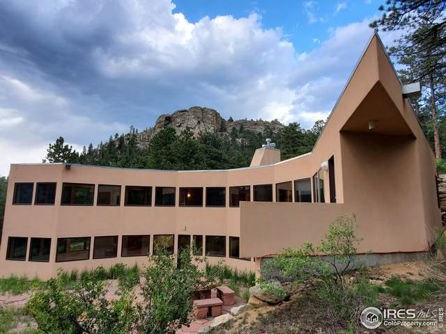 700 Spring St, Estes Park, CO 80517 (MLS #945461) :: Bliss Realty Group