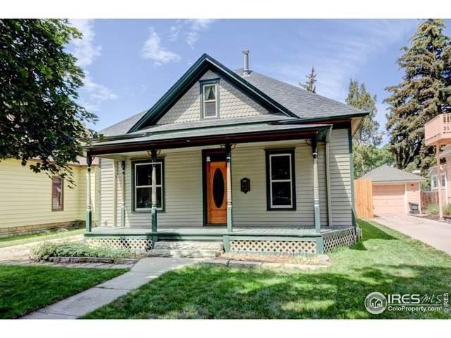 829 N Jefferson Ave, Loveland, CO 80537 (MLS #945463) :: Bliss Realty Group