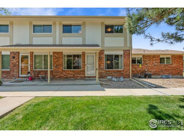 1001 Strachan Dr #50, Fort Collins, CO 80525 (MLS #945466) :: Bliss Realty Group