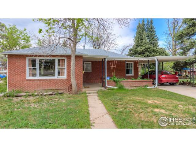 905 Grandview Ave, Boulder, CO 80302 (MLS #945472) :: Tracy's Team