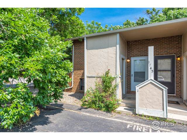 1745 Azalea Dr #1, Fort Collins, CO 80526 (MLS #945481) :: Bliss Realty Group