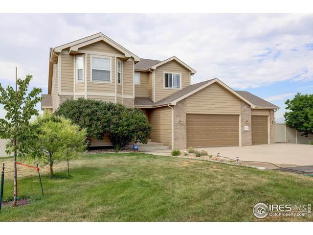 27627 Hopi Trl, Loveland, CO 80534 (MLS #945484) :: Tracy's Team