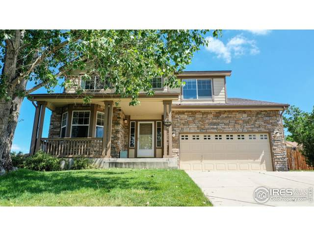 5752 Canyon Cir, Frederick, CO 80504 (MLS #945491) :: J2 Real Estate Group at Remax Alliance