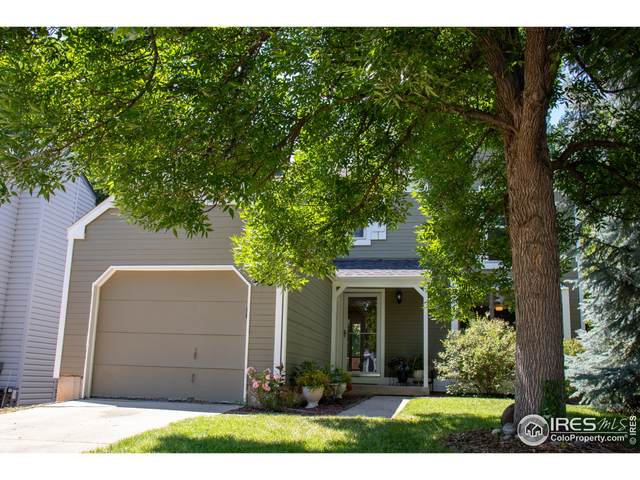 446 W Sumac Ct, Louisville, CO 80027 (#945497) :: The Griffith Home Team