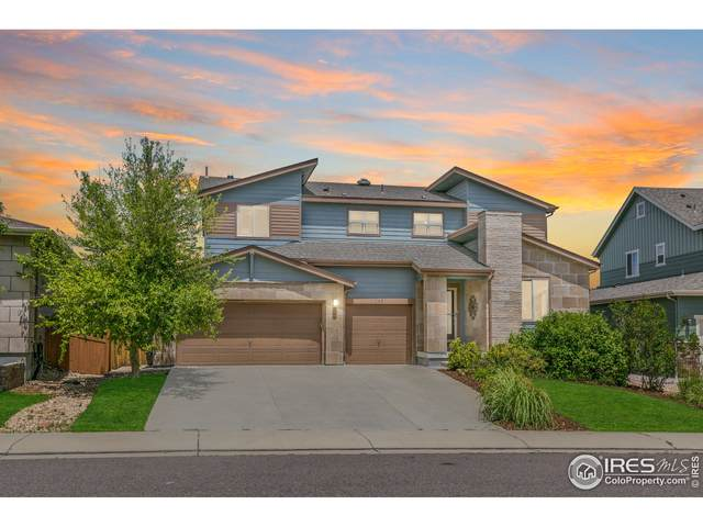 945 Treece St, Louisville, CO 80027 (#945519) :: The Griffith Home Team