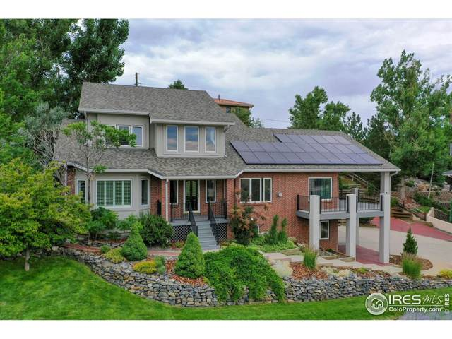 14015 W Exposition Pl, Lakewood, CO 80228 (MLS #945529) :: Tracy's Team