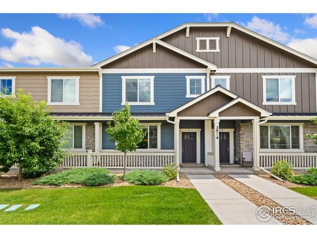 3514 Big Ben Dr C, Fort Collins, CO 80526 (MLS #945530) :: J2 Real Estate Group at Remax Alliance