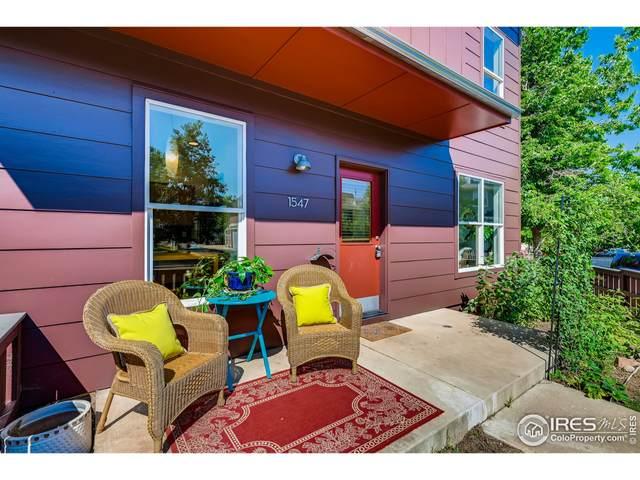 1547 Easy Rider Ln, Boulder, CO 80304 (MLS #945550) :: Jenn Porter Group
