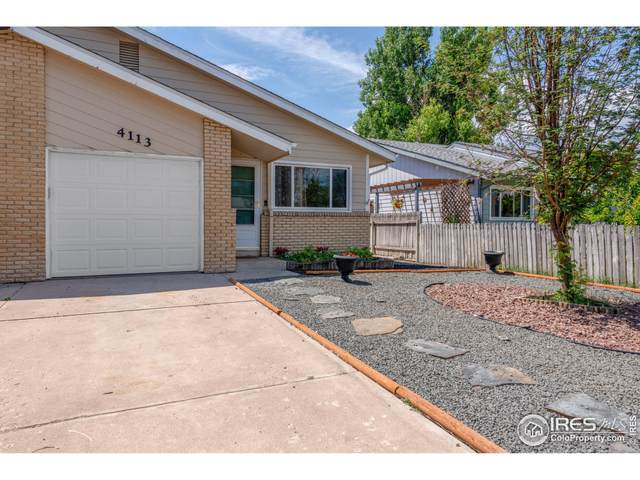 4113 Hayes Cir, Wellington, CO 80549 (MLS #945563) :: Bliss Realty Group