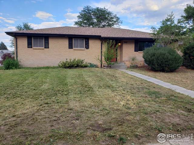 942 Carol St, Fort Morgan, CO 80701 (MLS #945567) :: J2 Real Estate Group at Remax Alliance