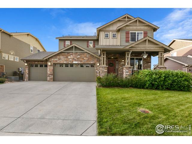 8125 22nd St, Greeley, CO 80634 (MLS #945572) :: Tracy's Team
