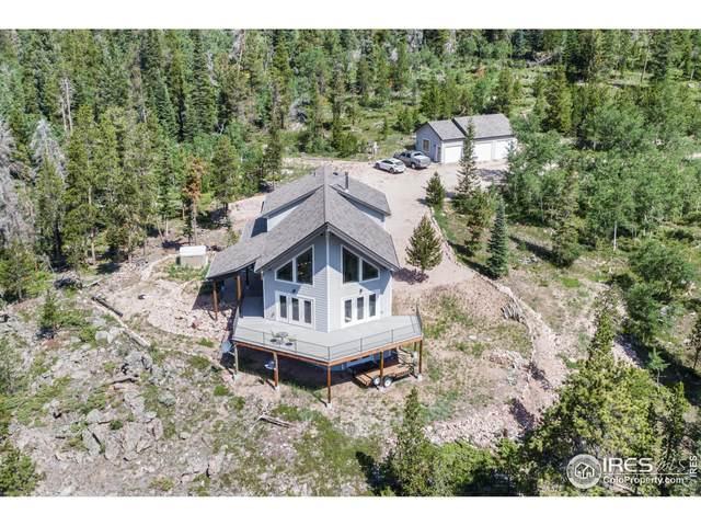 296 Elkridge Rd, Red Feather Lakes, CO 80545 (MLS #945573) :: Jenn Porter Group