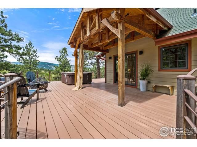 407 Alpine Way, Boulder, CO 80304 (MLS #945574) :: Tracy's Team