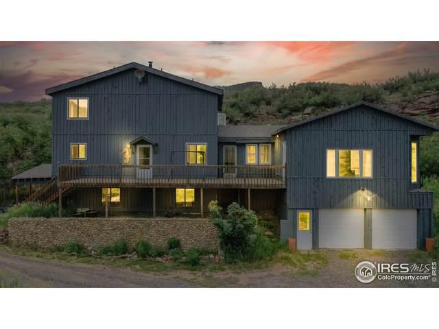 1595 County Road 37E, Lyons, CO 80540 (#945582) :: iHomes Colorado