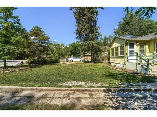 308 E Stuart St, Fort Collins, CO 80525 (MLS #945583) :: Jenn Porter Group