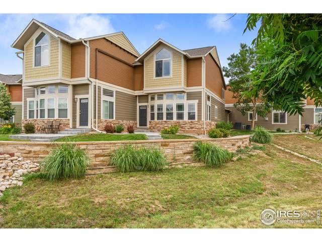 2821 Rigden Pkwy A-5, Fort Collins, CO 80525 (MLS #945588) :: Bliss Realty Group