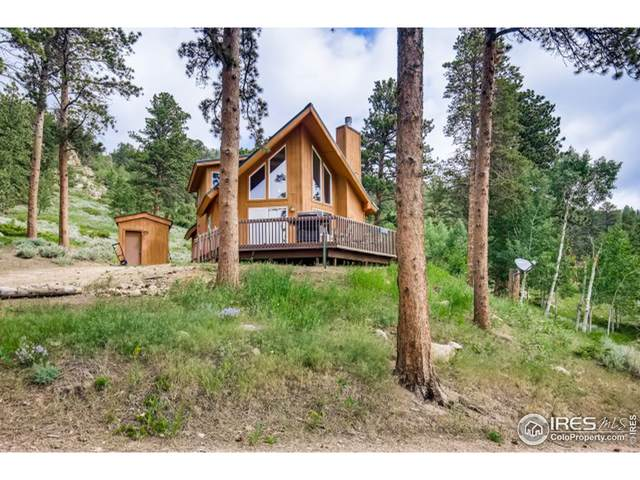 826 Osage Trl, Red Feather Lakes, CO 80545 (MLS #945599) :: J2 Real Estate Group at Remax Alliance