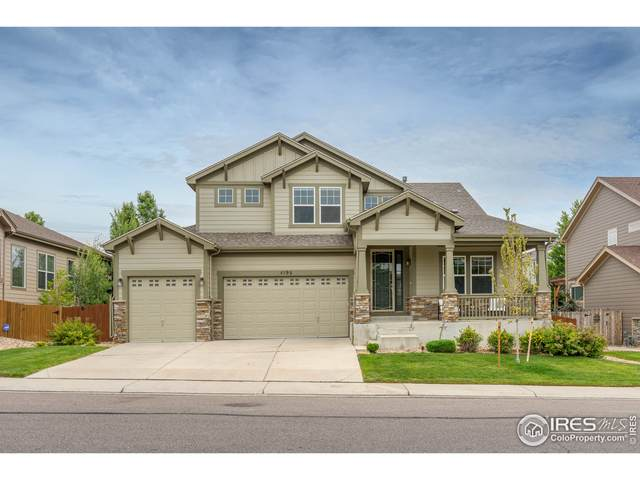 4196 E 139th Dr, Thornton, CO 80602 (MLS #945600) :: J2 Real Estate Group at Remax Alliance