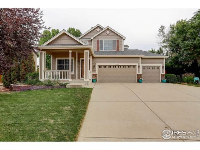 1529 Prairie Hawk Dr, Longmont, CO 80504 (MLS #945604) :: J2 Real Estate Group at Remax Alliance