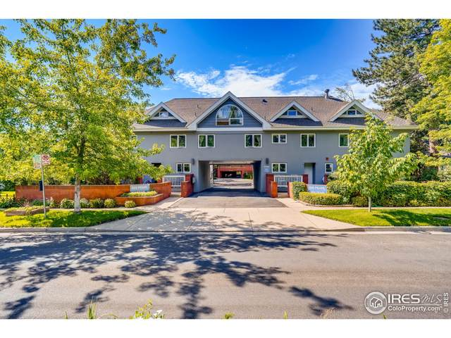 620 Pearl St A, Boulder, CO 80302 (#945624) :: Kimberly Austin Properties