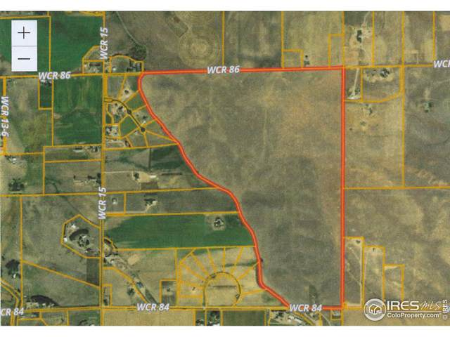 7899 County Road 84, Fort Collins, CO 80524 (MLS #945629) :: Tracy's Team