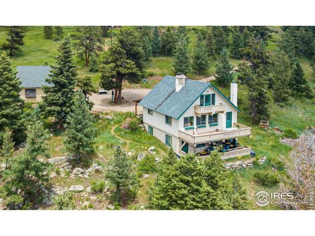 119 S Peak Ln, Boulder, CO 80302 (MLS #945642) :: Tracy's Team
