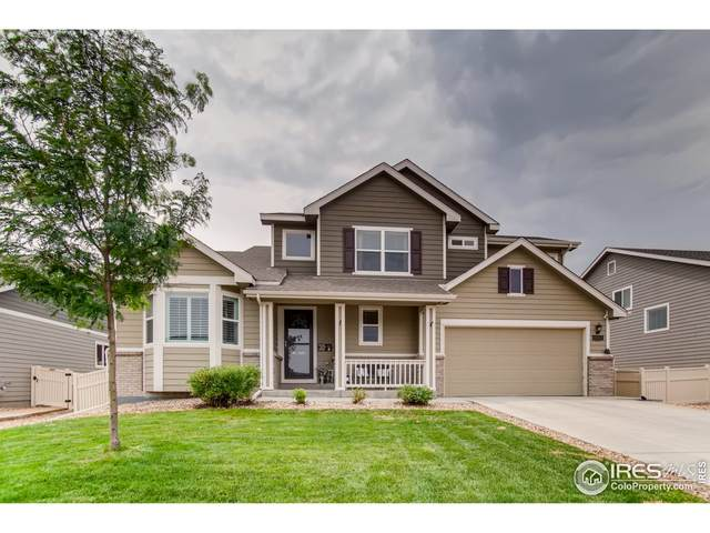 11093 Cherryvale St, Firestone, CO 80504 (MLS #945663) :: You 1st Realty