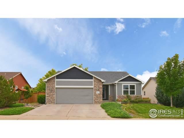 924 Cliffrose Way, Severance, CO 80550 (#945665) :: Kimberly Austin Properties
