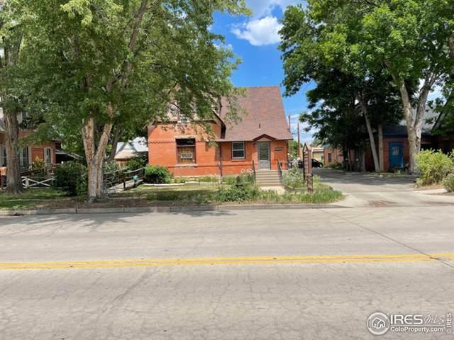 231 W 4th St, Loveland, CO 80537 (MLS #945677) :: Find Colorado