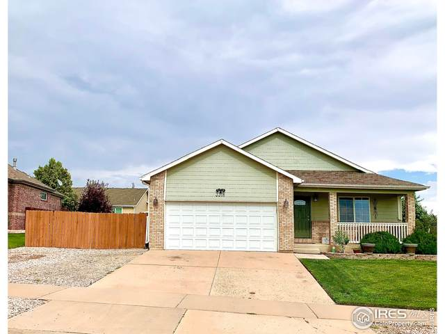 3318 39th Ave, Evans, CO 80620 (MLS #945678) :: Tracy's Team