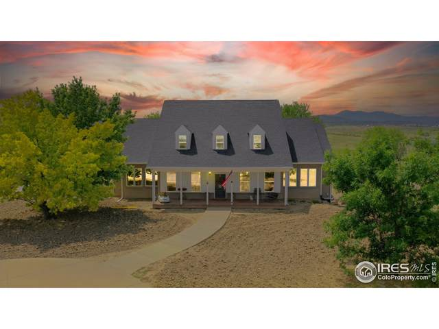 235 S County Road 23, Berthoud, CO 80513 (MLS #945682) :: J2 Real Estate Group at Remax Alliance