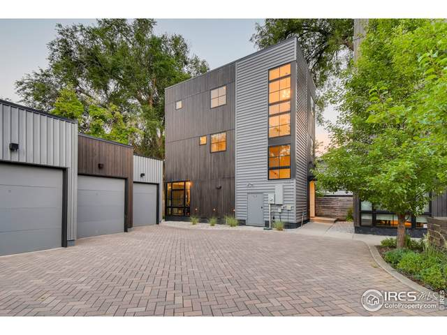 1836 22nd St, Boulder, CO 80302 (#945684) :: The Griffith Home Team