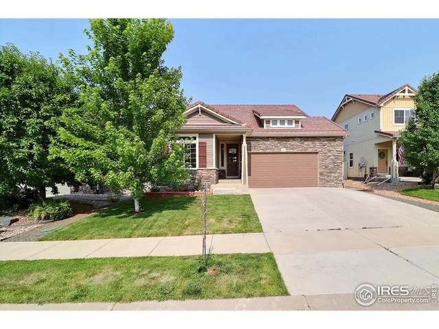3607 Kirkwood Ln, Johnstown, CO 80534 (MLS #945724) :: J2 Real Estate Group at Remax Alliance